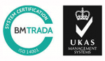 View UKAS Accreditation ISO 14001:2015