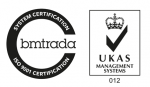 View UKAS ISO 9001:2015 Accreditation