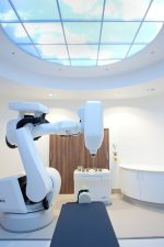 Cyberknife Treatment Room