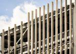 Multi Deck Car Park - Timber Facade