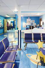 Lister Hospital ED Paediatric Waiting
