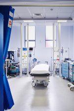Lister Hospital ED Resus Bay
