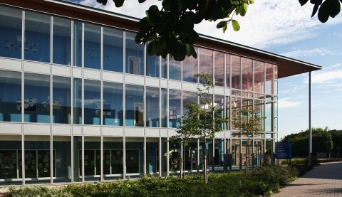Harlow College Building C