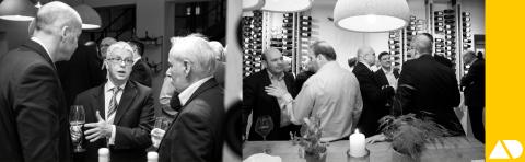 AD Architects Hertford 50 year anniversary celebrations