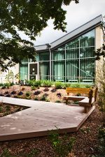 Mount Vernon Hospital Clinical Trials Building