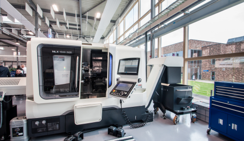 Harlow HAMEC CNC Machine